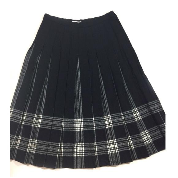 Pendleton Dresses & Skirts - Pendleton Women's Tartan Wool Skirt